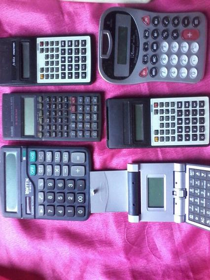 Lote 14 Calculadoras