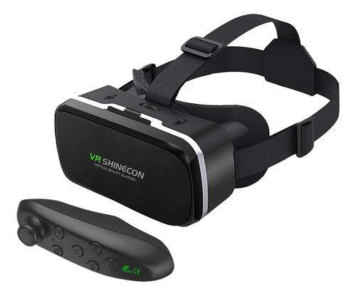 Imagen 1 de 12 de Vr Headset Vr Headset For Pc Vr Goggles Vr Control Remoto