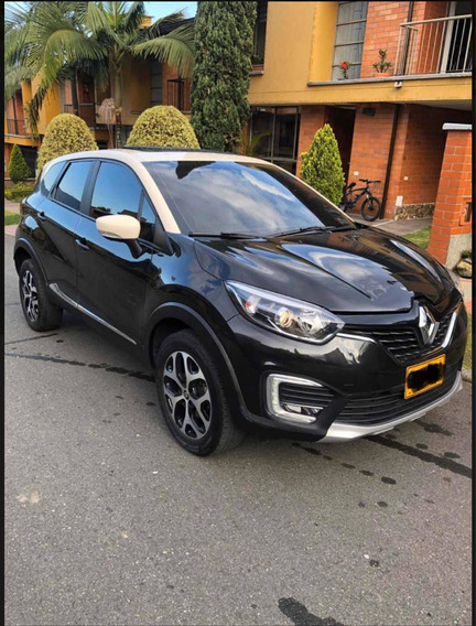 Renault Captur Intens 2.0l Full