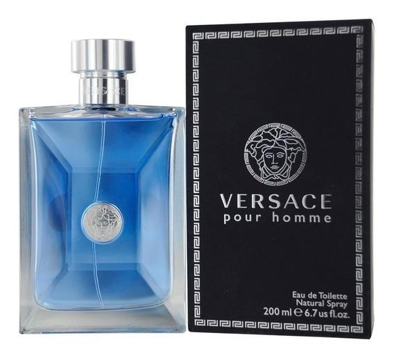 Versace Pour Homme Hombre 6,7oz (200.ml) Sellada Original