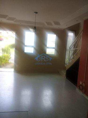 Imagem 1 de 27 de Sobrado Com 2 Dormitórios À Venda, 60 M² Por R$ 305.000,00 - Jardim Central - Cotia/sp - So1020
