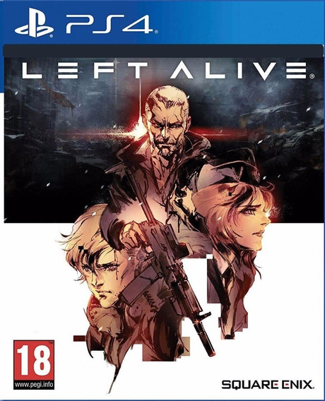 Left Alive Ps4 1