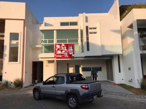 Imagen 1 de 25 de Casa En Venta En Lomas De Angelopolis Puebla