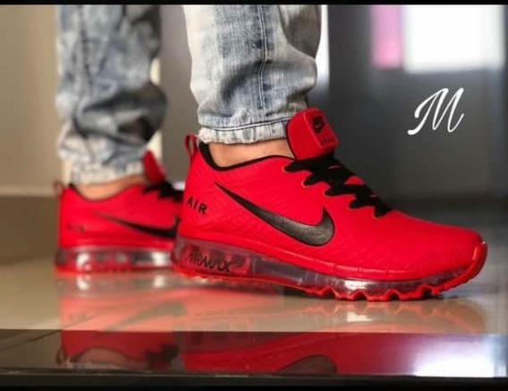 Zapatos Y Botines Deportivos De Caballeros Nike Y adidas