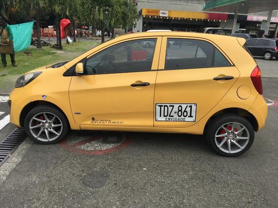 Taxi Kia Picanto 2013