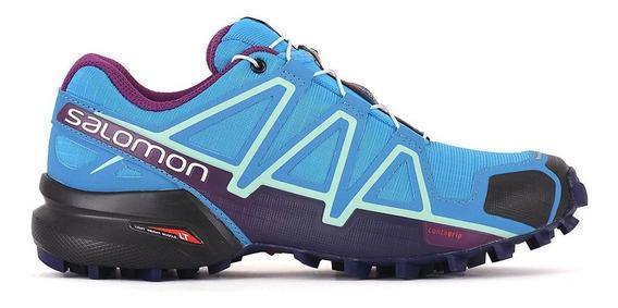 Zapatillas Mujer Salomon Speedcross 4 -dx