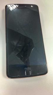 Smartphone Moto Z Xt-1650 4gb 64gb + Snap Power Pack/tv Digi