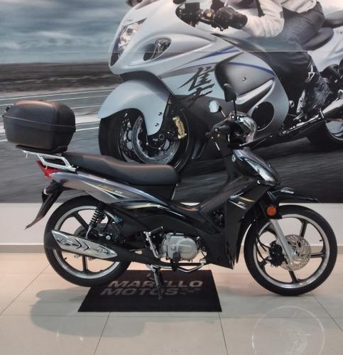 Honda Biz   Haojue Nex 115 Fi 2020/2021 0 Km