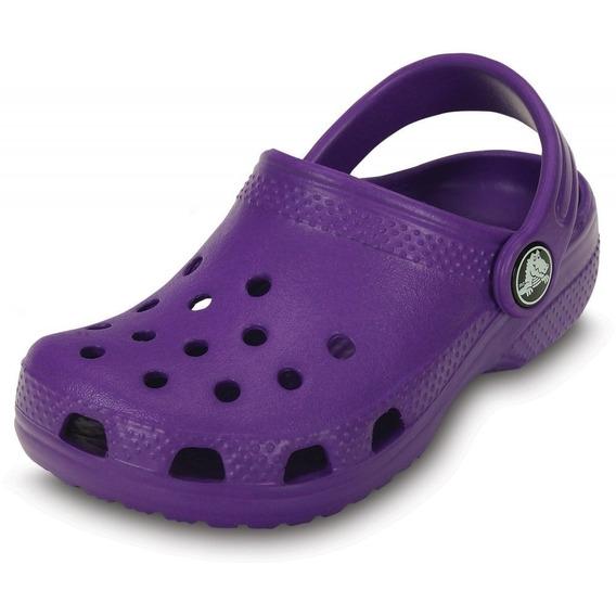 Crocs Originales Classic Adulto Neon Purple