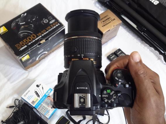 Camera Dslr Nikon D5500
