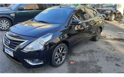 Nissan Versa 1.6 16v Flex Unique 4p Xtronic