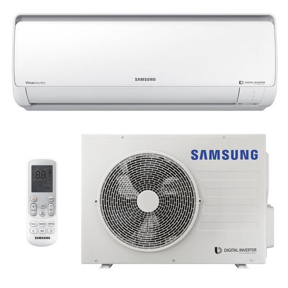 Ar Condicionado Split Digital Inv Samsung 17000 Btus F 220v