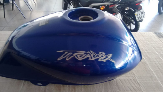 Tanque De Combustivel Traxx Joto Azul