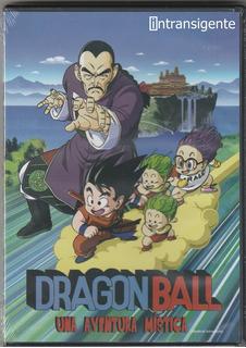 Dragon Ball - Una Aventura Mistica (pelicula Dvd Nuevo)