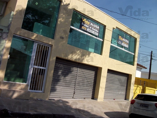 Salas Comercial Para Locação  Em Jardim Das Flores  -  Osasco - 27691