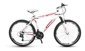 Bicicleta Aro 26 Alfameq Alumínio 21v Kit Shimano V Brake