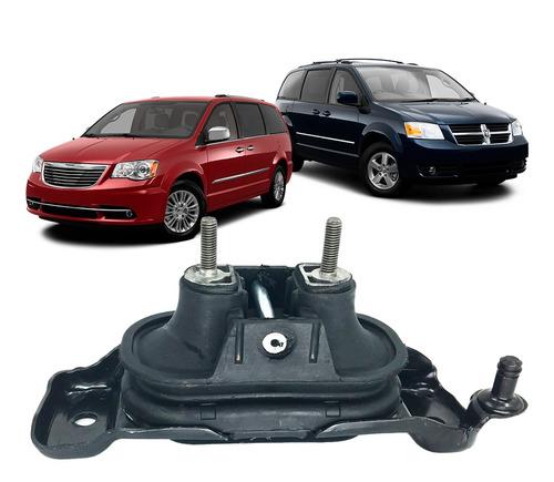 Coxim Motor Chrysler Town & Country 3.6 V6 L Direito 12...