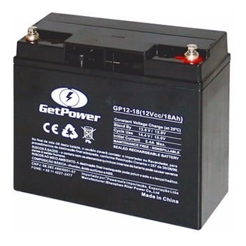 Bateria Selada Csp Power 12 Volts 18 Ah