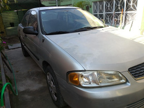 Nissan Sentra Gxe L1 5vel Aa Ee Mt 2002