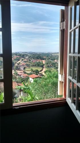 Chácara Residencial À Venda, Loteamento Caminhos Do Sol, Itatiba. - Ch0116