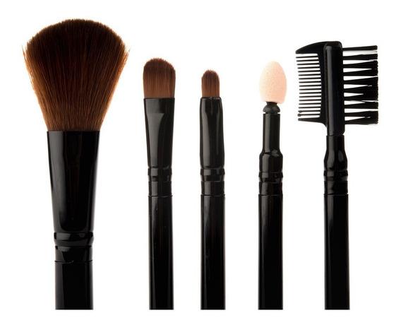 Set De Cepillos Para Maquillaje Fash