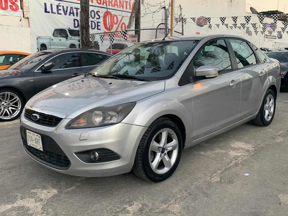 Ford Focus Sedan Sport At 2010