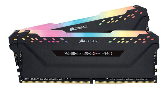 Memoria Corsair Vengeance Rgb Pro Ddr4 16gb 3200mhz 2x 8gb B