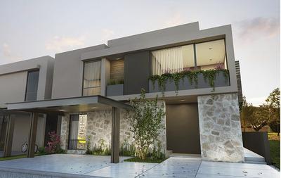 Residencia En Laja Altozano, Premium! Dobles Alturas, Casa Club, Jardín, Alberca