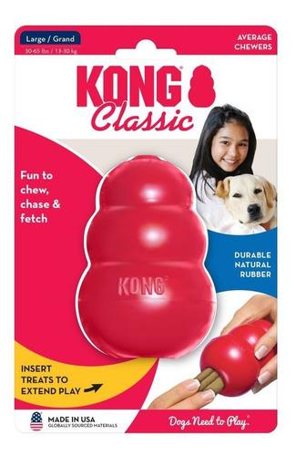 Imagen 1 de 7 de Juguete Perro Kong Classic Large