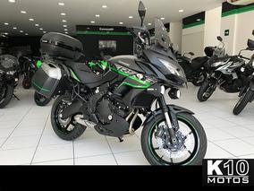 Kawasaki Versys 650 Tourer 2019 - Lançamento