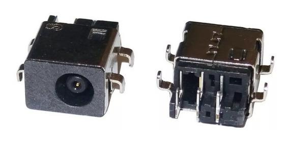 Conector Dc Jack Samsung Np300e5k Np300e5m Np300e5l Np500r5l