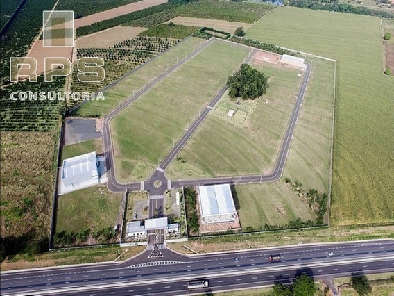 Terreno Em Condomínio Industrial Em Mogi Mirim - Limeira - Te00480 - 34358243