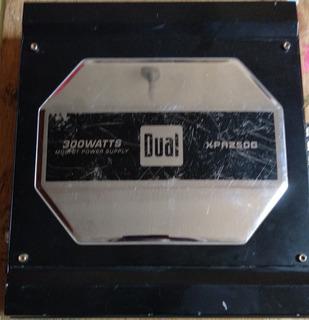 Planta De Audio Dual Xpa 2500