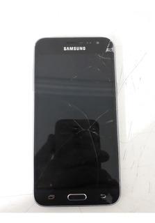 Celular Samsung J320 - Danificado Tela Quebrada - Conservado