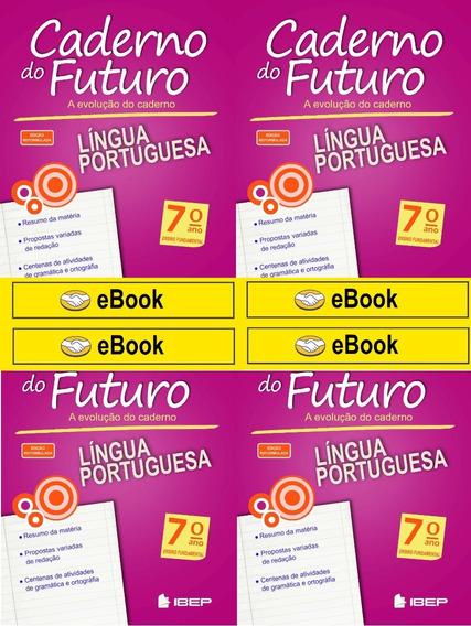 #07 Caderno Futuro 7º Ano Português Aluno