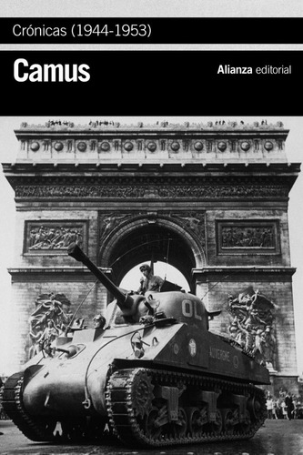 Crónicas (1944-1953), Albert Camus, Alianza