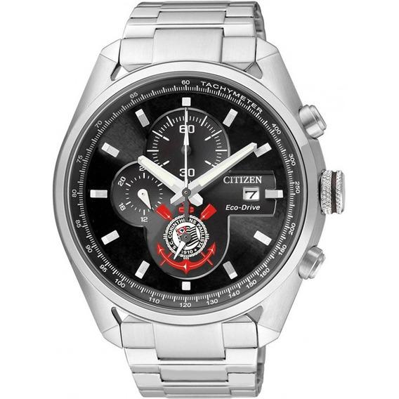 Relógio Citizen Cronograph Eco-drive Ca0361-55e / Tz30428t E