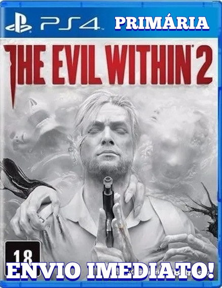 The Evil Within 2 Ps4 1° Digital Psn Original