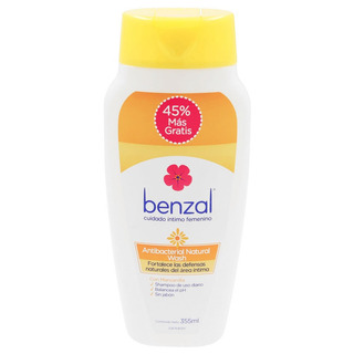 Benzal Wash Manzanilla 240ml