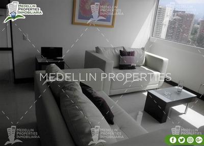 Apartamentos Amoblados Baratos En Medellín Cód: 4438