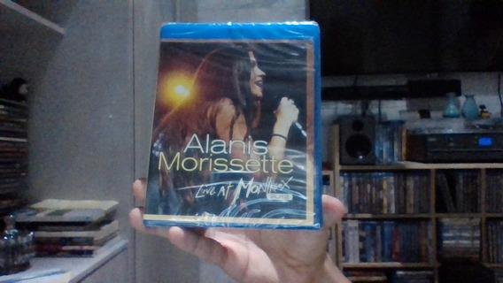 Blu Ray Alanis Morissette Live At Montreux 2012 Lacrad F 9 $
