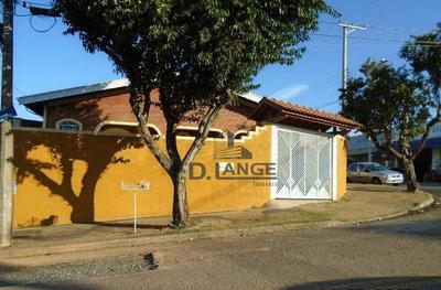 Casa Com 2 Dormitórios À Venda, 167 M² Por R$ 550.000 - Parque Cecap - Valinhos/sp - Ca12209