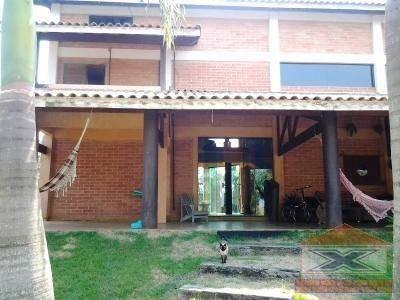 Casa Em Condomínio Para Alugar - Haras Bela Vista - Vargem Grande Paulista/sp - Ca0783