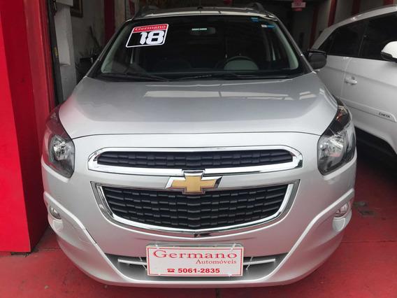 Chevrolet Spin 1.8 Lt 5l 5p Aut. 2017/2018
