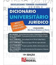 Dicionario Universitário Juridico Deocleciano Torrie
