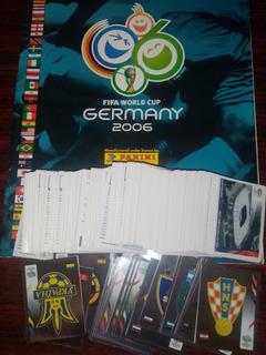 Album Alemania 2006 Panini