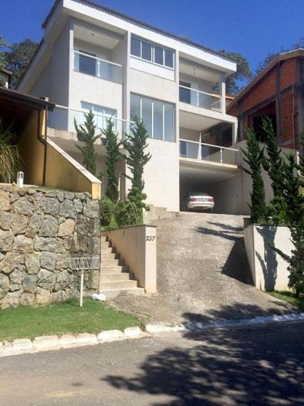 Casa Em Transurb, Itapevi/sp De 350m² 4 Quartos À Venda Por R$ 980.000,00 - Ca67320