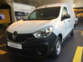 Nueva Renault Express Confort 1.6 Furgon 2018 Utilitario Ml