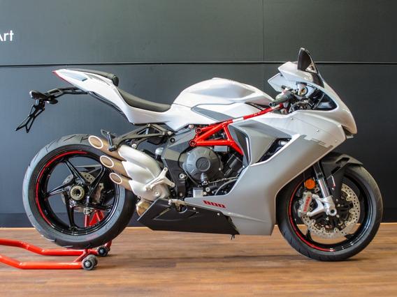 Mv Agusta F3 800 Abs 3 Años Garantia No Ducati - No Yamaha