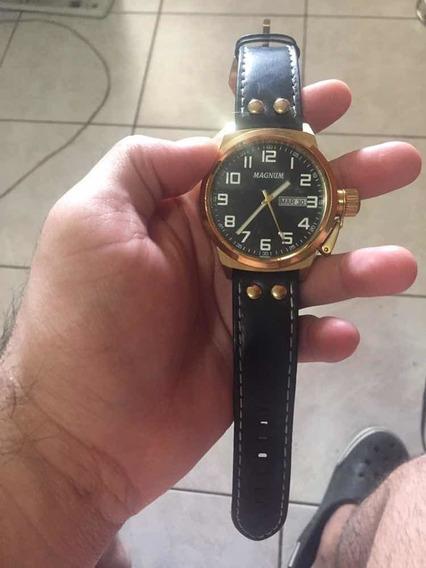 Relógio Magnum Negócio Valor